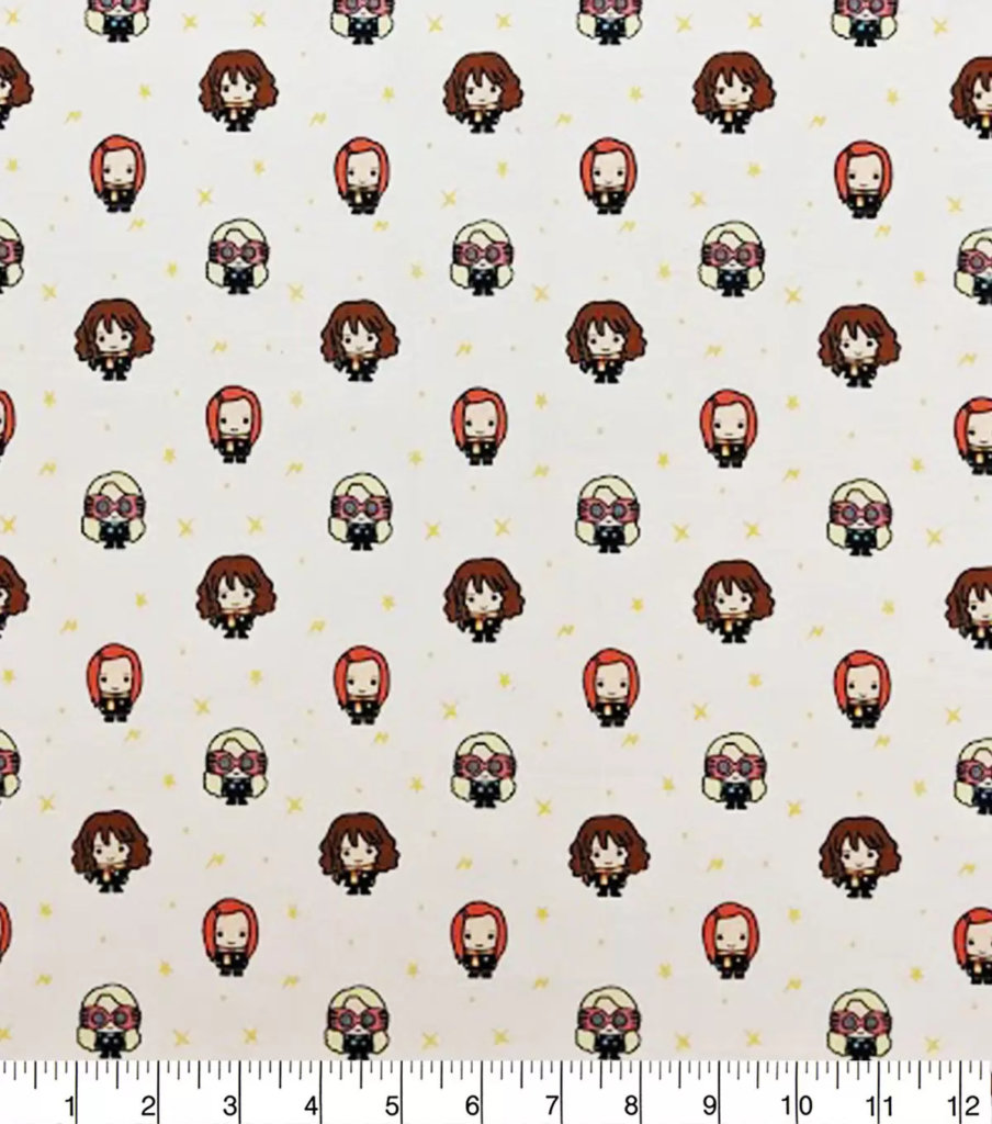 Hermione Granger Fabric