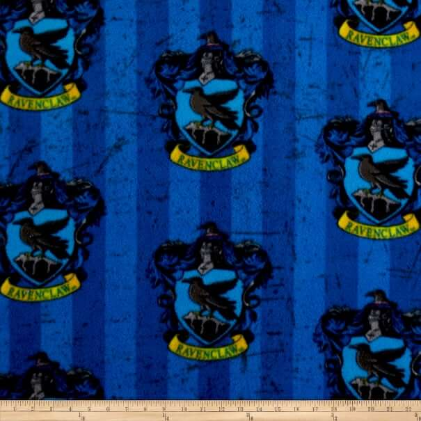 Ravenclaw fabric by the yard